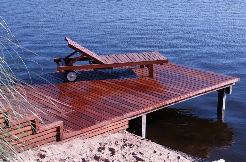 Decks de madera precios decks de madera para exteriores for Jacuzzi exterior enterrado