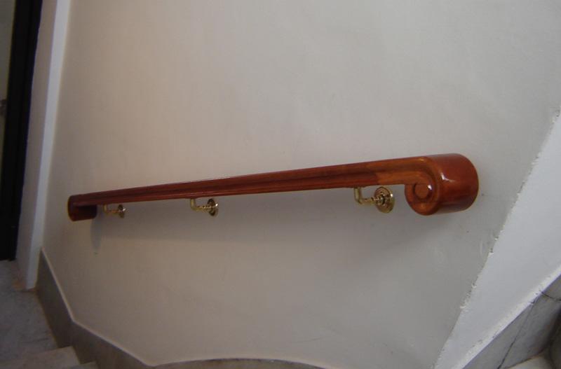 Fotos de pasamanos de madera best decoracin de escaleras - Pasamanos de escalera ...