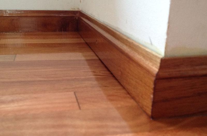 Pisos de madera venta e instalacion de pisos de madera for Tipos de zocalos